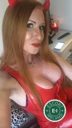 Meet the beautiful Irish TS Claudia in Dundalk  with just one phone call