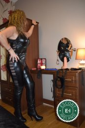 Spend some time with Mistress Shadow in Belfast City Centre; you won't regret it