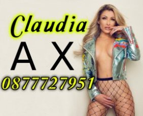 Claudia Angel X is a hot and horny Spanish Escort from Grand Canal Dock