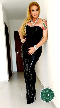 TS Brigitte Von Bombom is a super sexy Italian dominatrix in Dublin 1, Dublin