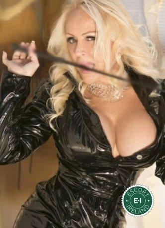 Meet Mature Barbara Blonde in Belfast City Centre right now!