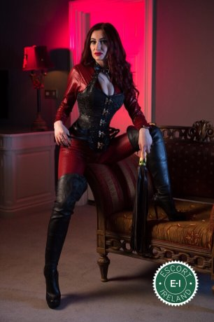 Spend some time with Mistress Amanda in Dublin 1; you won't regret it