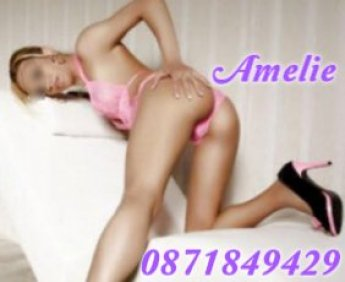 Amelie - escort in Ballsbridge