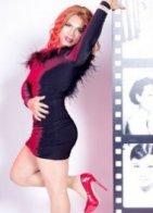 TV Penelope XXL - escort in Belfast City Centre