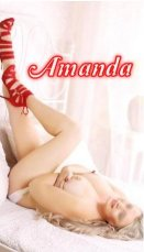 Meet the beautiful Amanda in Ballsbridge  with just one phone call