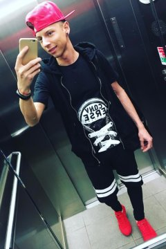 Christian is a great looking young guy with a very...