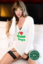 Meet TV Arielle in Dublin 18 right now!
