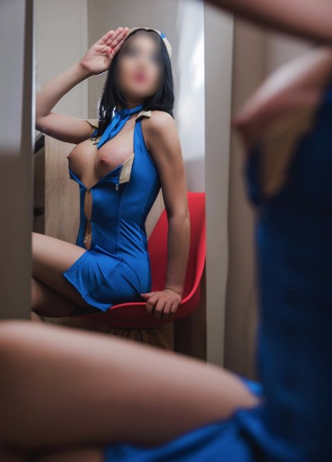 Nikole - escort in New Ross