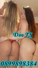 Angels TS Hot Duo - escort in East Wall