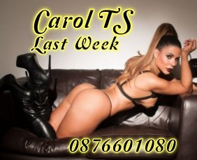 Spend some time with Carol TS in Kilmainham; you won't regret it